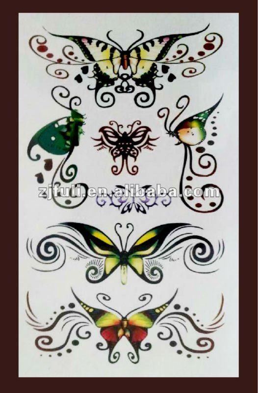 caliente 2013 de la mariposa del tatuaje dise os tatuajes temporales identificaci n del. Black Bedroom Furniture Sets. Home Design Ideas