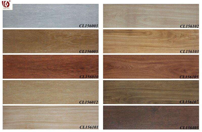 150 x 600 mm acabado en madera baldosas de cer mica para for Ceramica tipo madera