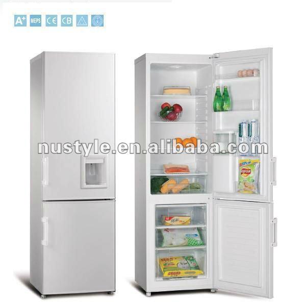 Refrigerador de montaje inferior con dispensador de agua