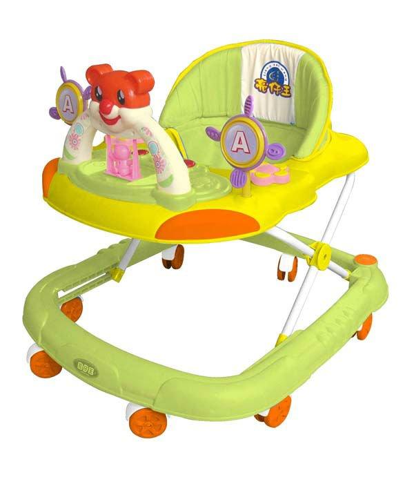 Verde del beb walker con juguetes carritos y andadores - Carrito andador bebe ...
