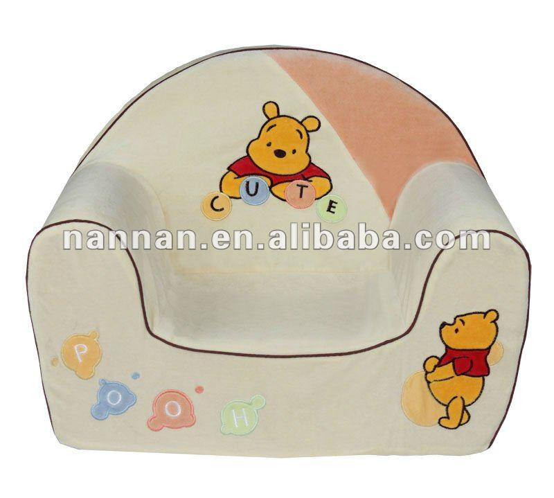 мягкие мультфильм плюша ребенка диван кресло ( губка lovely бархата детский