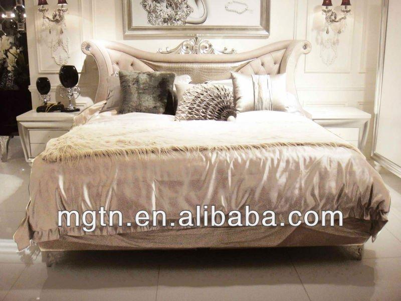 кожаная кровать& спальный гарнитур b07