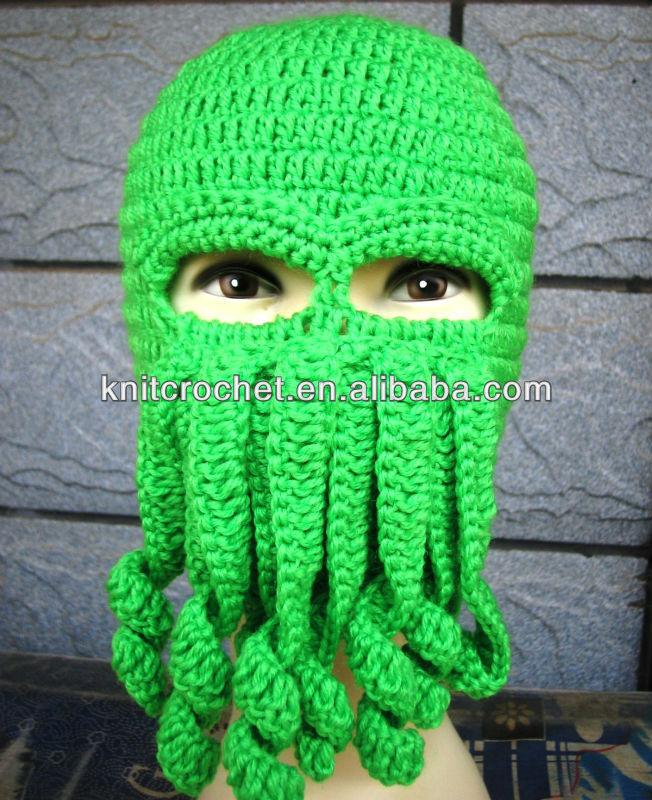 Маска шапка вязание