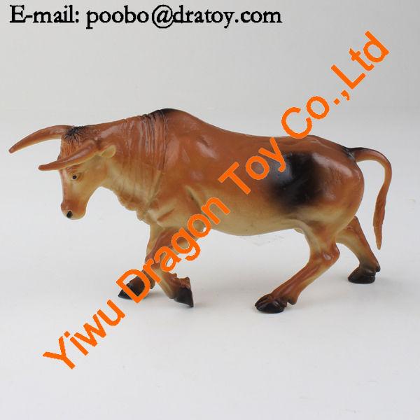 Пластиковых буйвола животных по yiwu