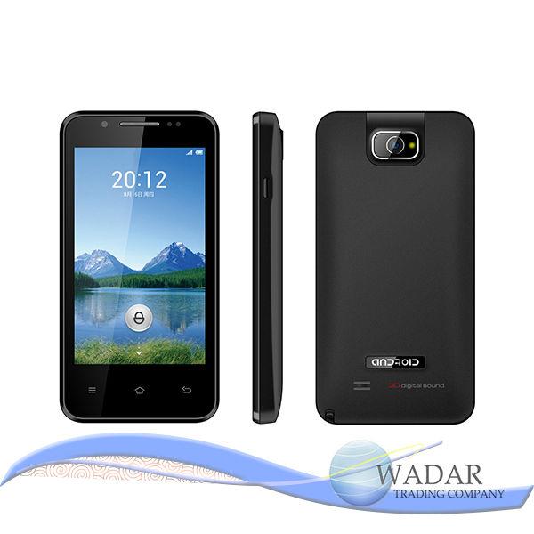 4.0 дюймов 2 sim-карты дешевый h3036 мобильный телефон