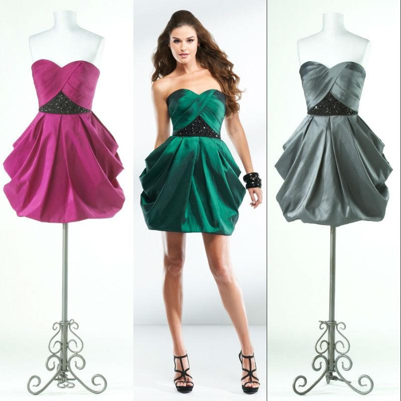 Как быстро сшить платье из атласа своими руками 5