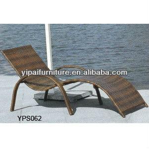 Vendita calda rattan alluminio sedie a sdraio spiaggia for Sdraio bordo piscina