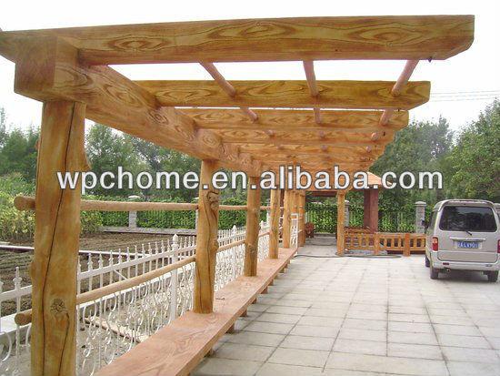 china hochwertige und hei er verkauf wasserdicht wpc pergola mischungboden produkt id 700838987. Black Bedroom Furniture Sets. Home Design Ideas