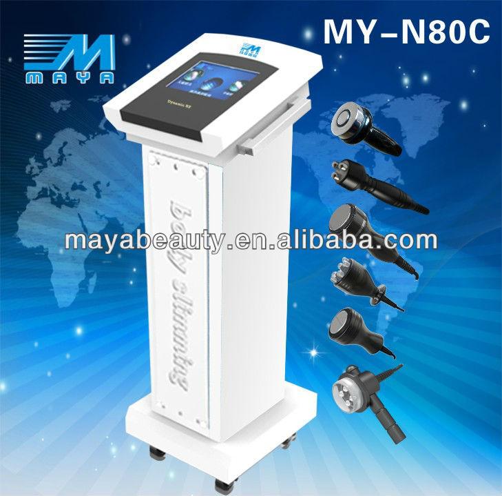 6 1 çoklu my-n80c kutup rf + kavitasyon zayıflama makinesi( CE ...