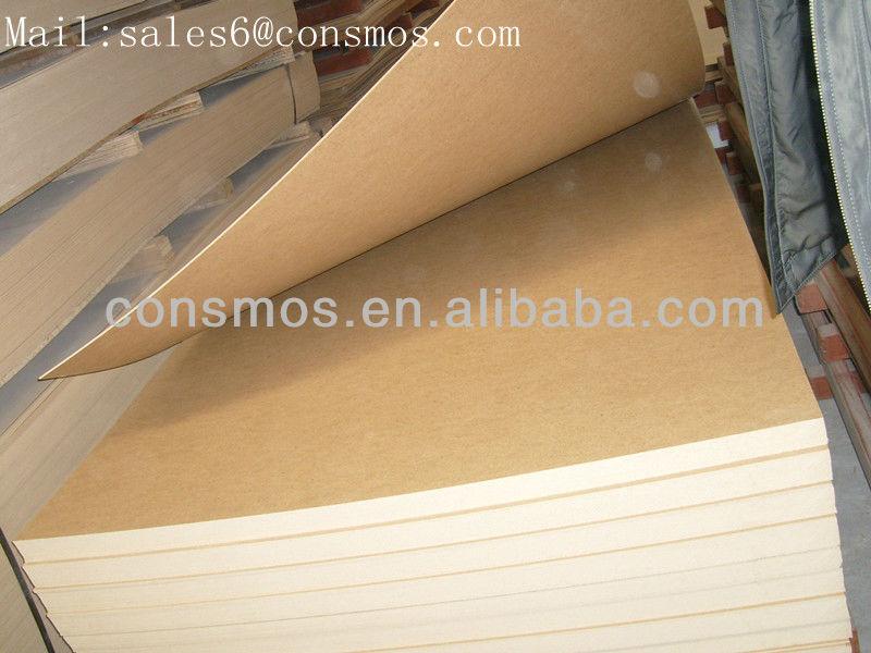 Mm fina placa de mdf tábuas fibra id do produto