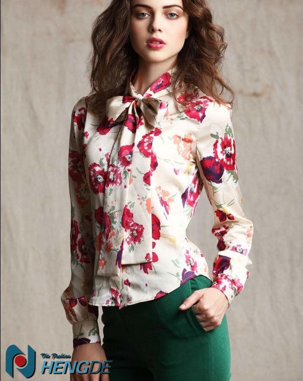 modelos de camiseta de blusas de chifon en los últimos diseños de