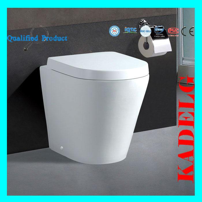 Tipos De Pisos Para Baño:Piso de cerámica moderna tipos de taza del inodoro-Cuarto de baño