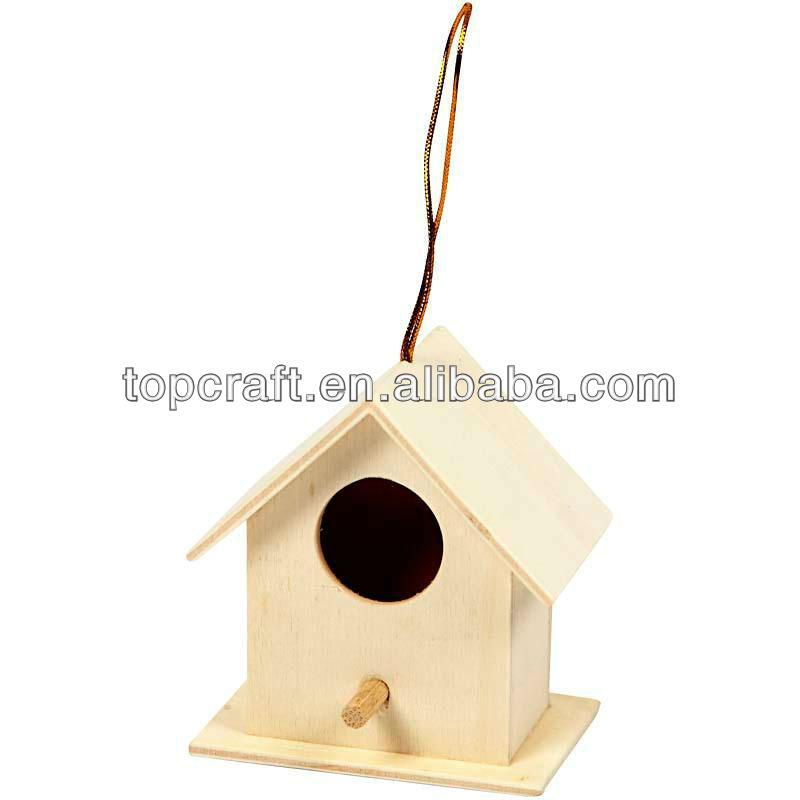 Artesanato Em Madeira Para Jardim ~ Artesanato em madeira deálamo 6 cm casa do pássaro