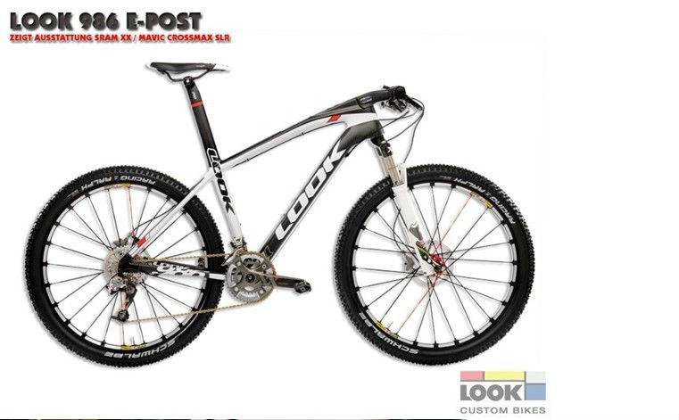 A combien nous arrêterons-nous ? - Page 2 Bici_telaio_LOOK_986_E_Post_Carbon_bike_frame_MTB_Bike_Frame_integrated_stem_seatpost_clamp_headset_size_S_M_L