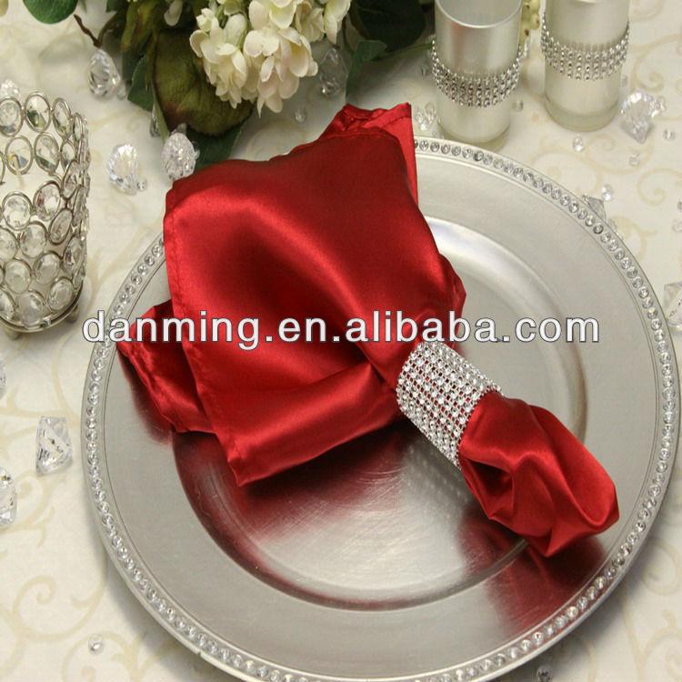 Sat n servilleta de papel para la decoraci n de la boda for Decoracion de servilletas