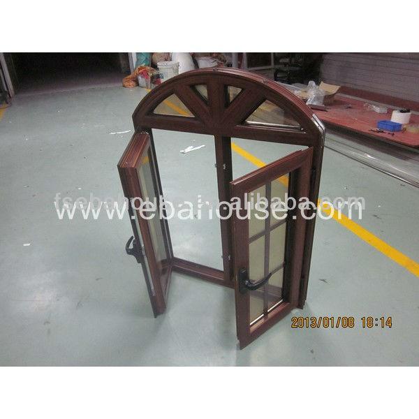 Ventanas Con Arco De La Ventana De Aluminio De Diseño De