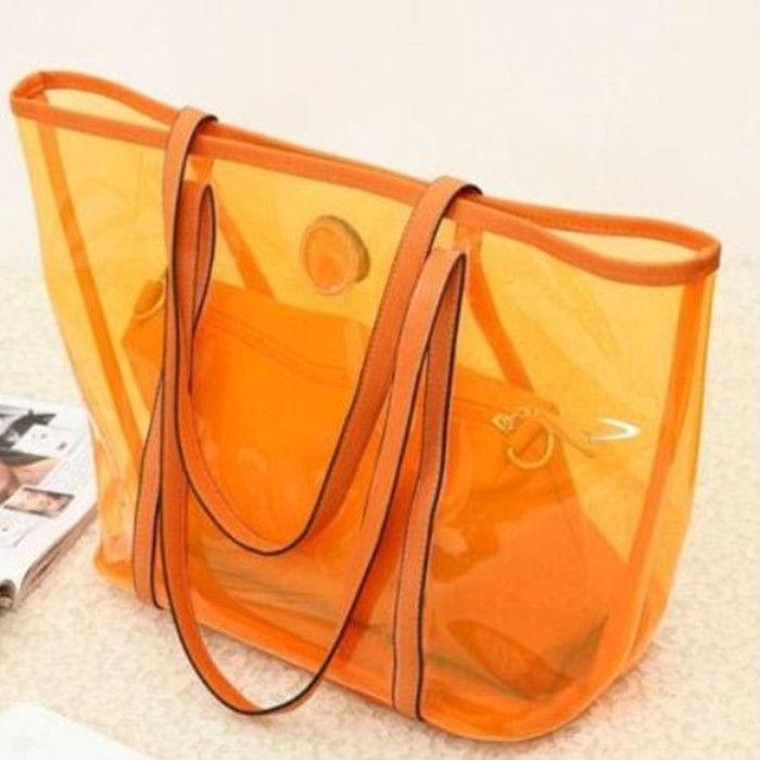 Купить Прозрачная сумка POOLPARTY Kelly pool-80-kelly