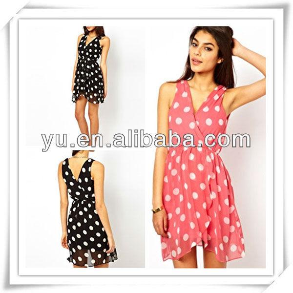 Короткие летние платья для красивых