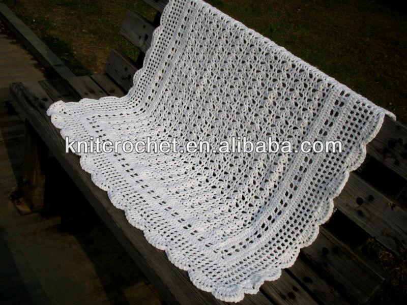 Blanket De Crochet Para Bebe