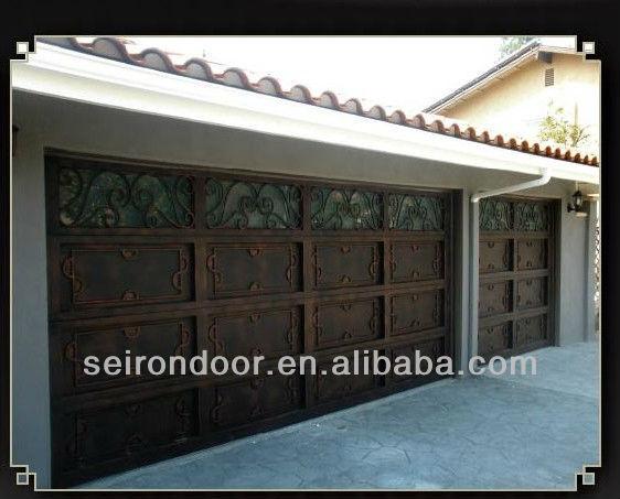 Puerta hierro forjado exterior metal honduras car - Puertas de metal para casas ...