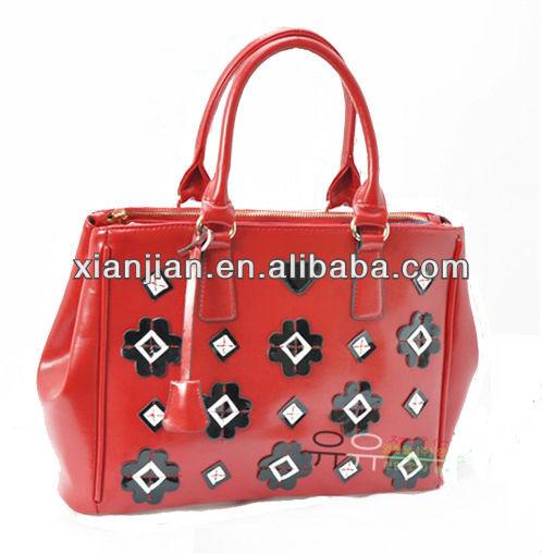 sac à main tendance 2013 motif. quatre couleurs femme sacs à main ...