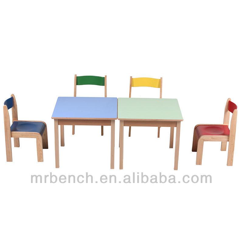 Madera ergon mico de la escuela sillas para los ni os sets for Sillas para inicial