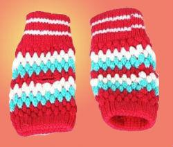 newest designed knitting wool gloves اشكال و تصاميم جوانتيات صوف شتوية رائعة