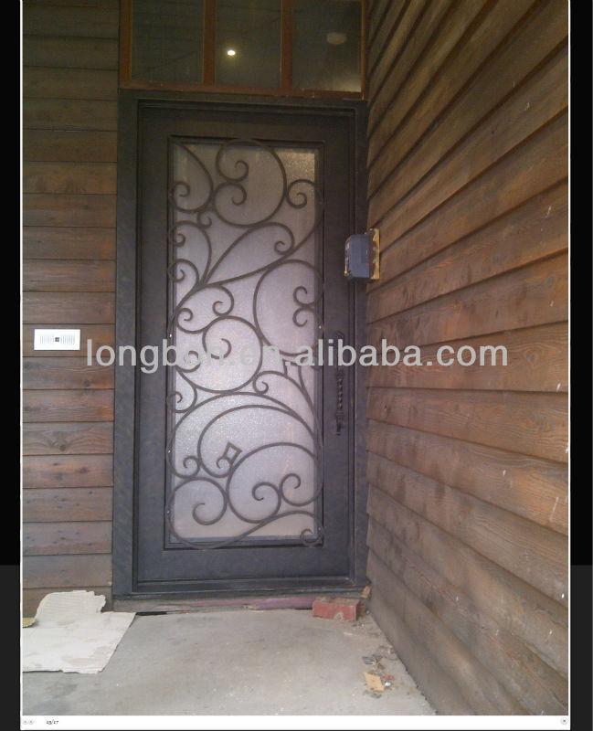 La parte superior 2014 venta de hermosa puerta de hierro for Disenos de puertas de hierro