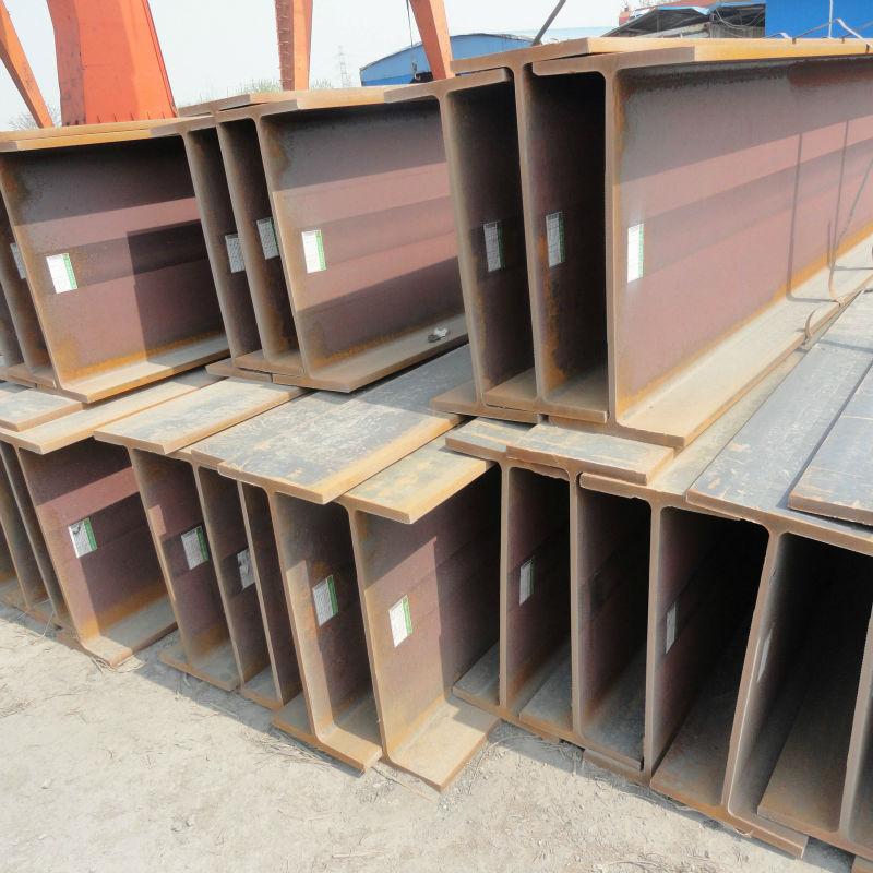 acier lamin chaud faisceau h poutres en acier profil m tallique prix poutre d 39 acier en forme. Black Bedroom Furniture Sets. Home Design Ideas