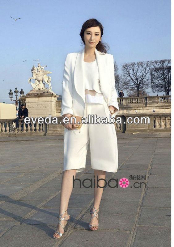 2013 мода рукавов женщин костюмы брюки