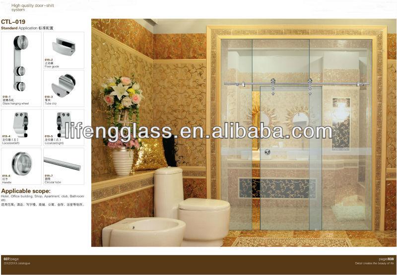 Ev tasarımı yalı dekoratif temperli cam mutfak dolap kapakları