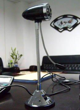 Web camera PC camera with Miro phone, Spaceship design USB Webcam Web Cam ...