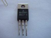 Электродетали RD15HVF1 MITSUBISHI RF POWER Transistor 15W RoHS Compliance