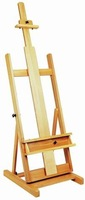 деревянный табурет, бука, высота: 43 см до 61,5 см