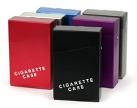 Зажигалка Auto Ejection Butane Lighter Cigarette Case
