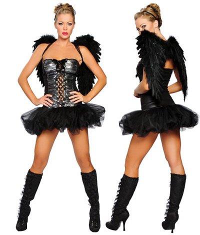 Halloween Costumes Black Angel Wings Costume Wings White Angel