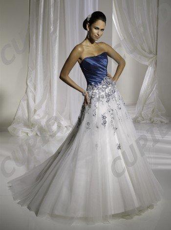 Snuggle 39 s blog unique colorful wedding dresses may add for Unique colorful wedding dresses