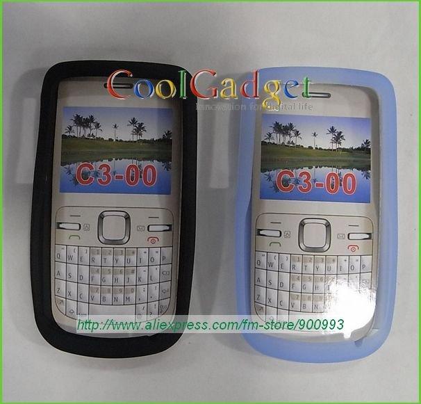 nokia c6 00 cover. For Nokia C3 C3-00 Silicone