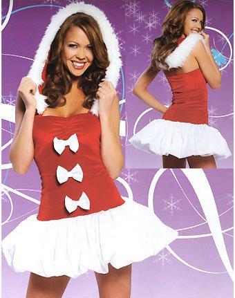Santas Doll Christmas women Dress christmas girl dress sexy christmas ...