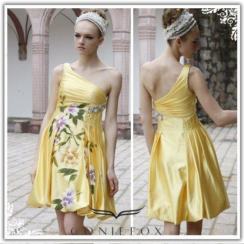 Von Vonni - Short Wrap Dress - Imagine