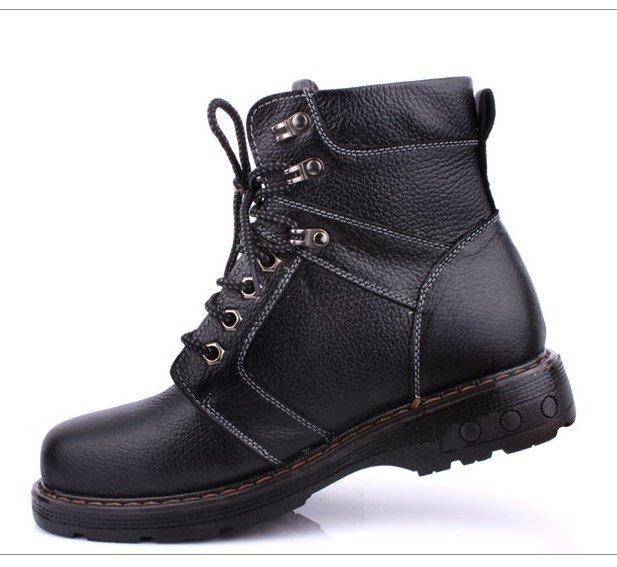 winter footwear: