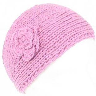 Flower Factory on Factory Direct Sales  Multifunction Handmade Crochet Winter Headbands