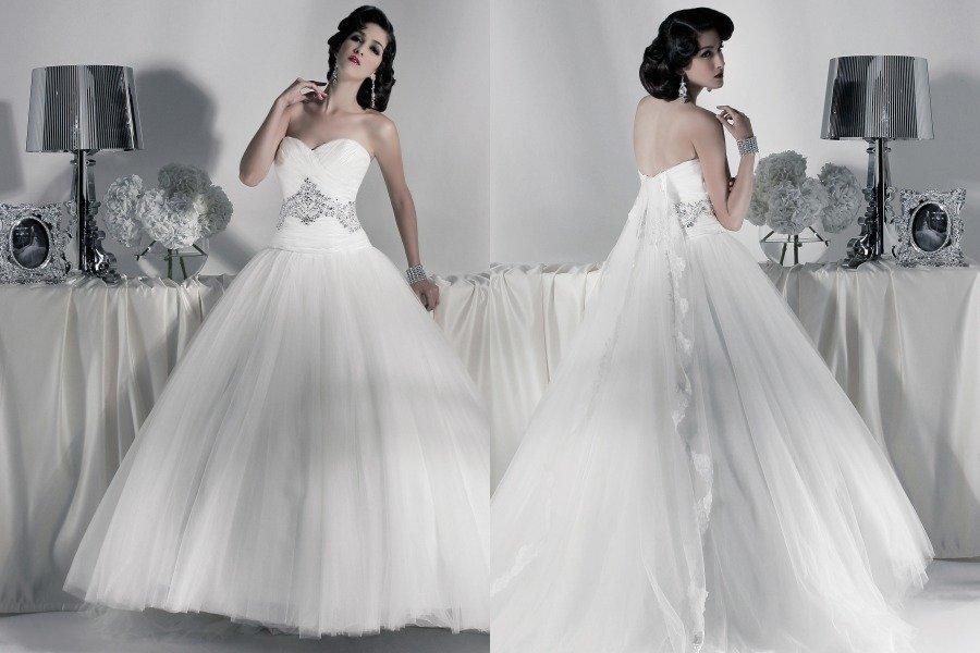 Wholesale custom made wedding dresses formal gown vintage wedding