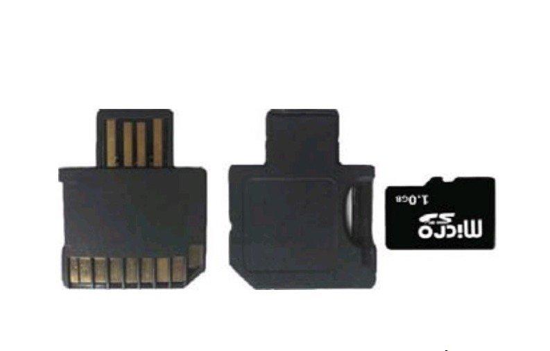 Microsd usb адаптер своими руками