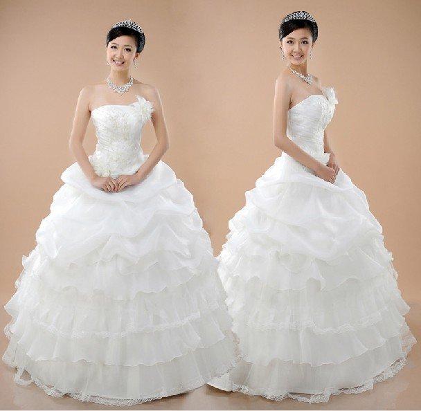 Racchi\'s blog: long sleeve christmas wedding dresses image11 Best ...