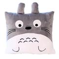 Plush fabric toy totoro sierran cushion office cushion cartoon pillow birthday gift