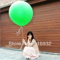 Free Shipping 10 pcs/lot,36 inches latex balloon for party decoration