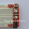 Free shipping! 5pcs/lot Breadboard Power Supply Module 2-way 5V/3.3V For Arduino