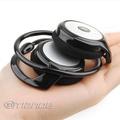 Stylish Folding Sports Wireless Bluetooth headphone headset earphone + Microphone talk for mobile phone PS3 free shipping