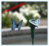 Solar Powered Fluttering Butterflies Garden Flying Butterfly Hovering Solar flying butterfly solar butterfly FREE SHIPPING